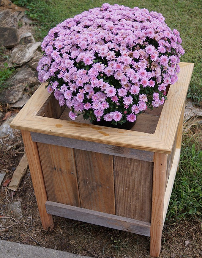 Shipping Wood Pallet Planter Diy There Are So Many Differe