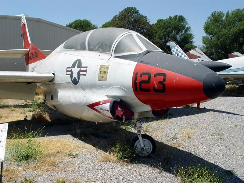 North American T-2A Buckeye 2
