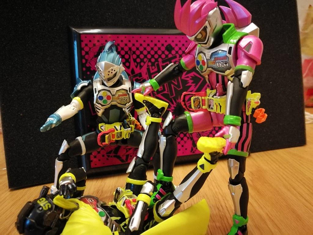 Shf Kamen Rider Ex Aid Mde P Lai Flickr