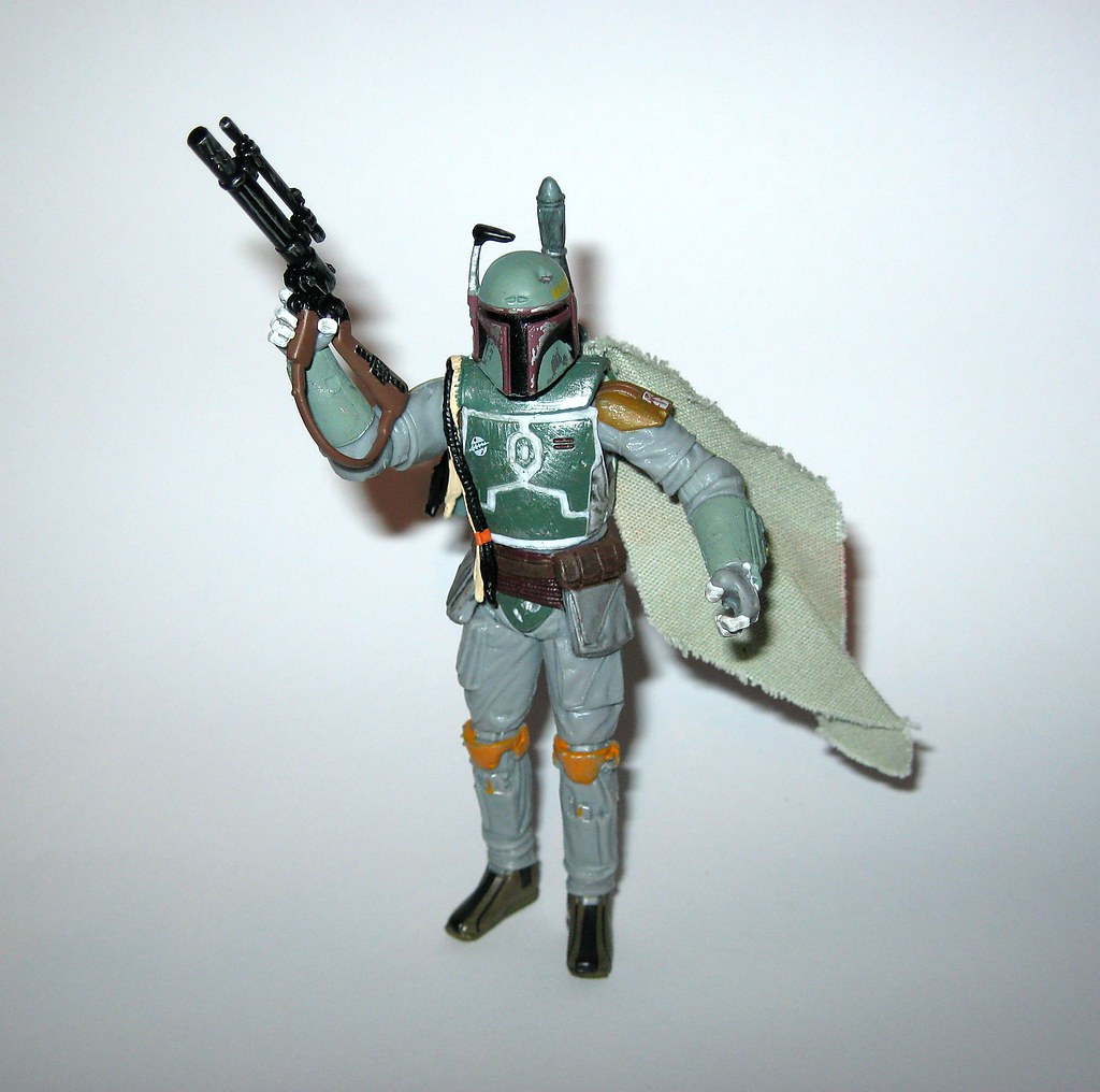 Vc09 Boba Fett The Empire Strikes Back 2nd Release Version Flickr