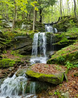 Falls off of Rock Run Rd. | by jeffmitchell2010