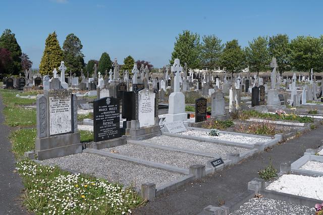 St. Kieran's Cemetery Opened in 1933 [Hebron Road Kilkenny]-128562