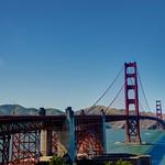 ゴールデン・ゲート・ブリッジ@サンフランシスコ