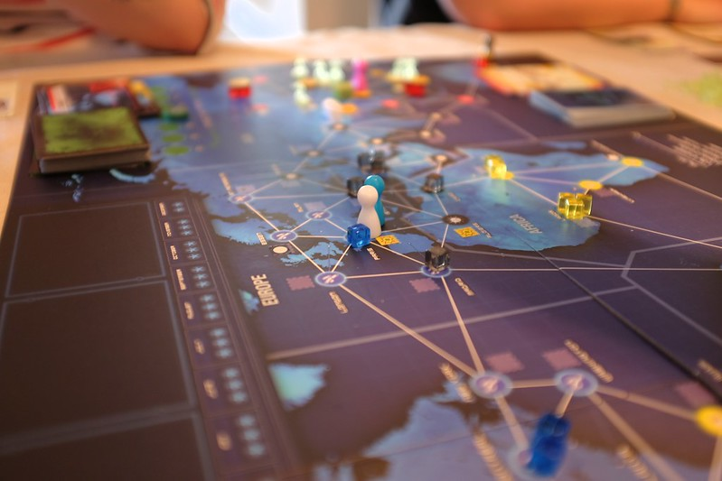 best legacy board games Pandemic: Legacy