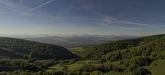 view from Benkerjoch to Aarau
