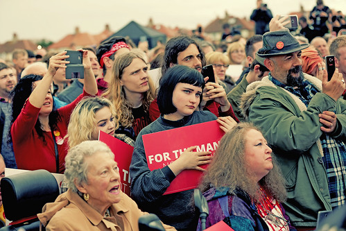 Jeremy Corbyn campaign in West Kirby | by Andy Miah