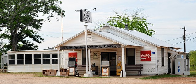 Cross Road Tavern - Cat Spring,Texas