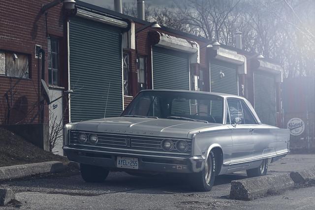 Chrysler Newport Coupe (Toronto, Ontario)