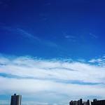 2017-05-04 青空 blue sky #ohayo #morning #blue #japan #holiday #may #sun #sky #sora #thursday #iphone #iphoneography #ig #igfan #igers #igfanjp #igersjp #みどりの日 @mappie
