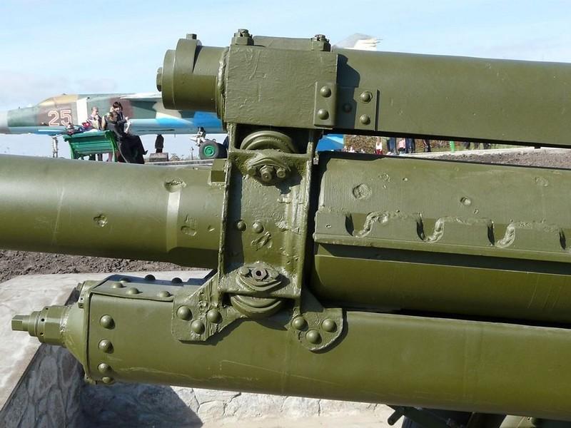 122mm М-30 2