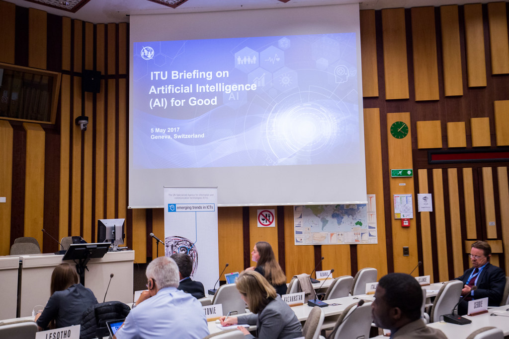 ITU Briefing on Artificial Intelligence (AI) for Good