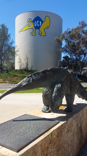Peter the Anteater -- UC Irvine | by MrBigCity