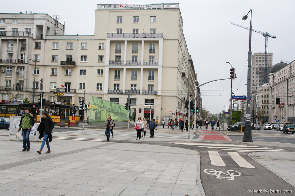 Варшава, Польша