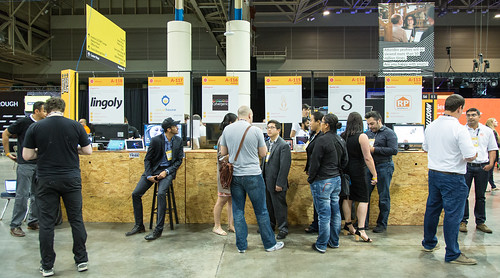Collision conference and trade show in New Orleans on May 4, 2017 | by collision.conf