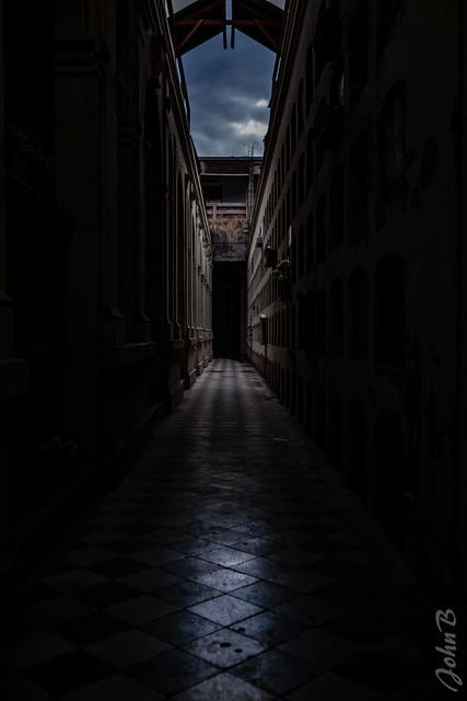 Cementerio Católico de Santiago - Recoleta - May 12 2017-7