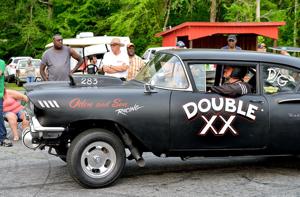 The Double XX 1958 Chevy D/Gasser | At the Southeast Gassers… | Flickr