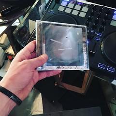 my first #album now on #CD - #spaceschneider #robothimdub _ #rogalistrecords 2017