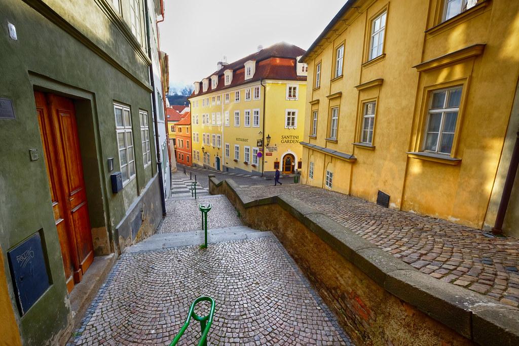 Back Streets of Prague, Czech Republic | When in Prague