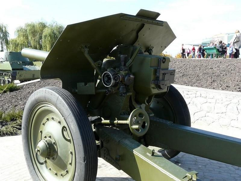 122mm М-30 5