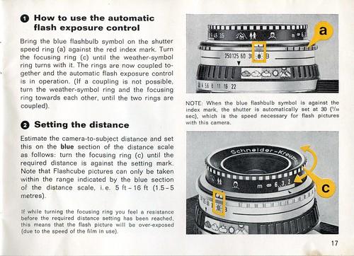 Kodak Retina S1 - Instructions for use - an album on Flickr