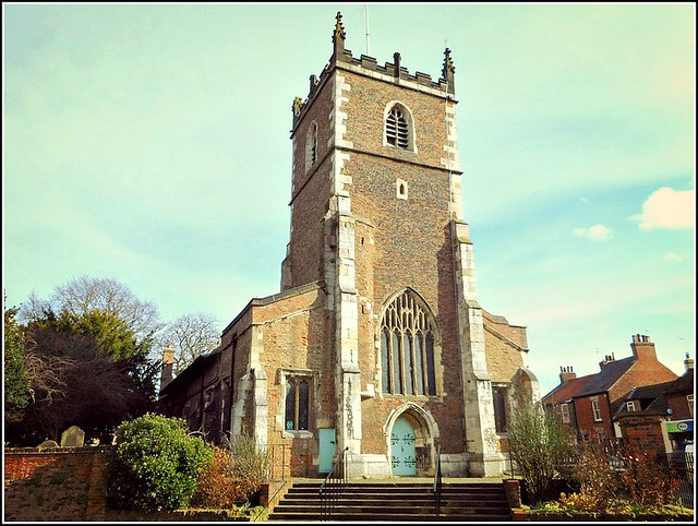 Church Tower ..