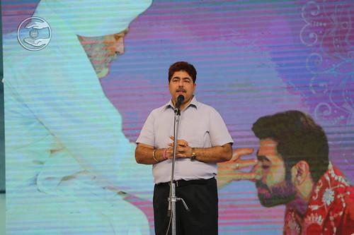 Varinder Kumar Bunty from Sant Nirankari Colony, expresses his views