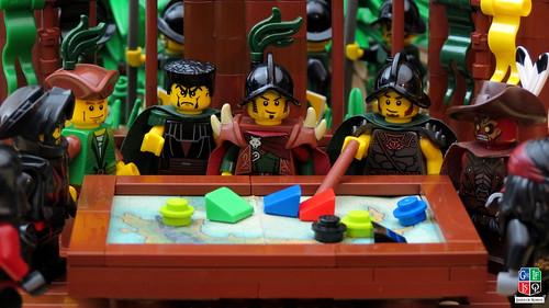 Fýrdraca Council   by Kingdomviewbricks