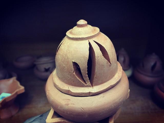 Traditional ceramic