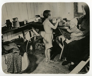Refugees, Vienna, 1946.