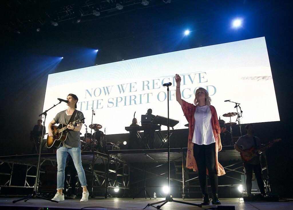 Elevation Worship   Outcry Tour   Bojangles Coliseum   05 04