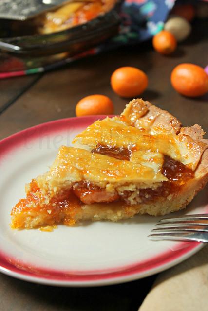 Kumquat Crostata di Marmellata -edit
