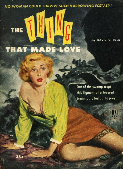 Uni-Books 15 - David V. Reed - The Thing that Made Love