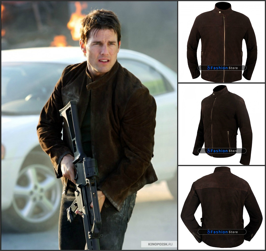 Tom Cruise Mission Impossible 3 Jacket | ebay to/2r2tfEb SK … | Flickr