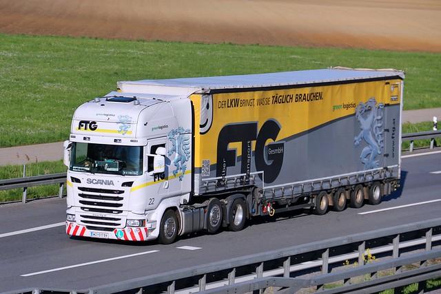 Scania R / Felber Transport