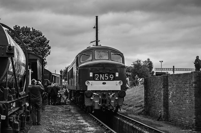 D182, Didcot Railway Centre
