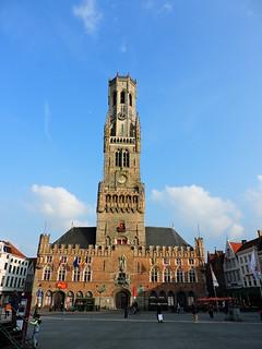 The Belfry of Bruges (Belfort van Brugge)   by Dimitris Graffin