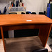 Wave cherry study desk