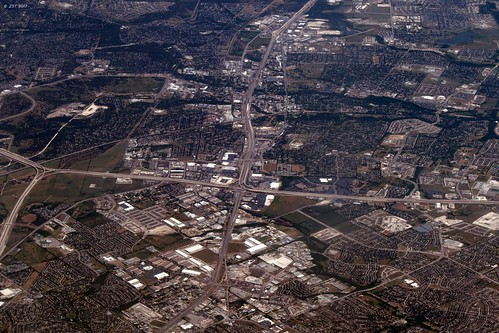 aerial aerialview austin commercialflight flight houstontolosangeles i35 iahtolax interstatehighway roundrock suburb texas united unitedairlines vacation vacationdestination williamsoncounty windowseat zeesstof