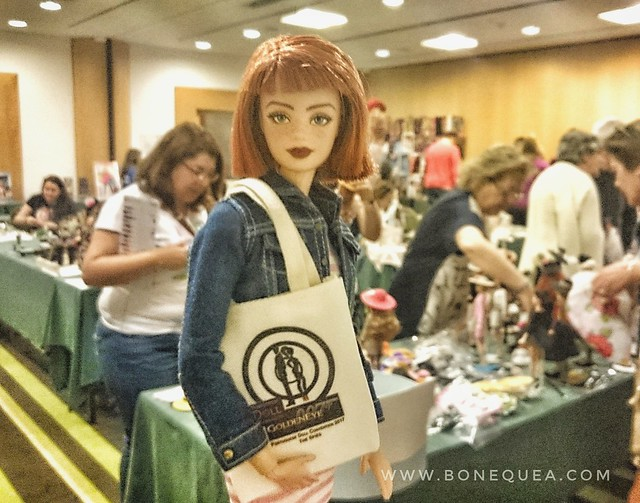 Portuguese Doll Convention: Sales Room