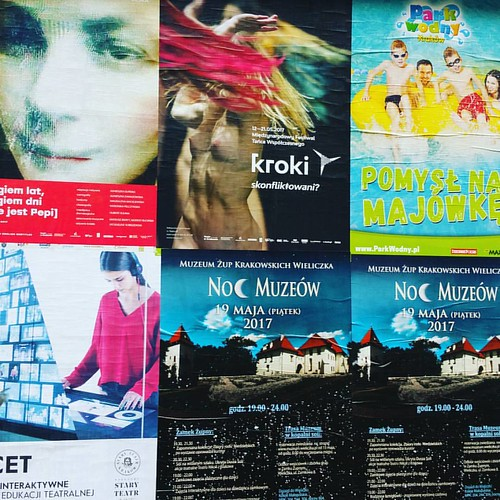 Affiches Cracovie | by patval2010