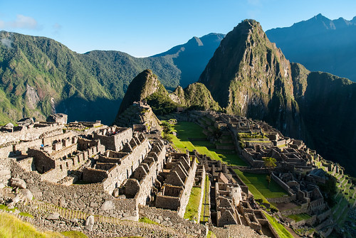 south america cuzco holidays machu peru picchu seven sunrise tourism travel vacation wonders