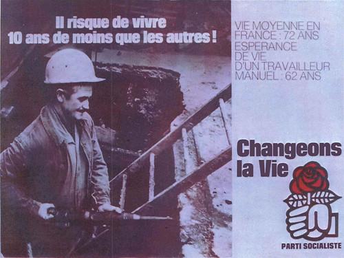 """Résultat de recherche d'images pour """"les affiches de la campagne présidentielle de 1981 Mitterrand"""""""