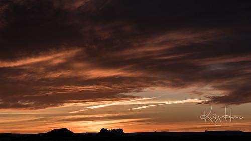 canyonlands moab needles sunset