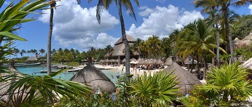 Xcaret, Riviera Maya , Mexico_4.Panorama. Nikon D3100. DSC_0813-0816