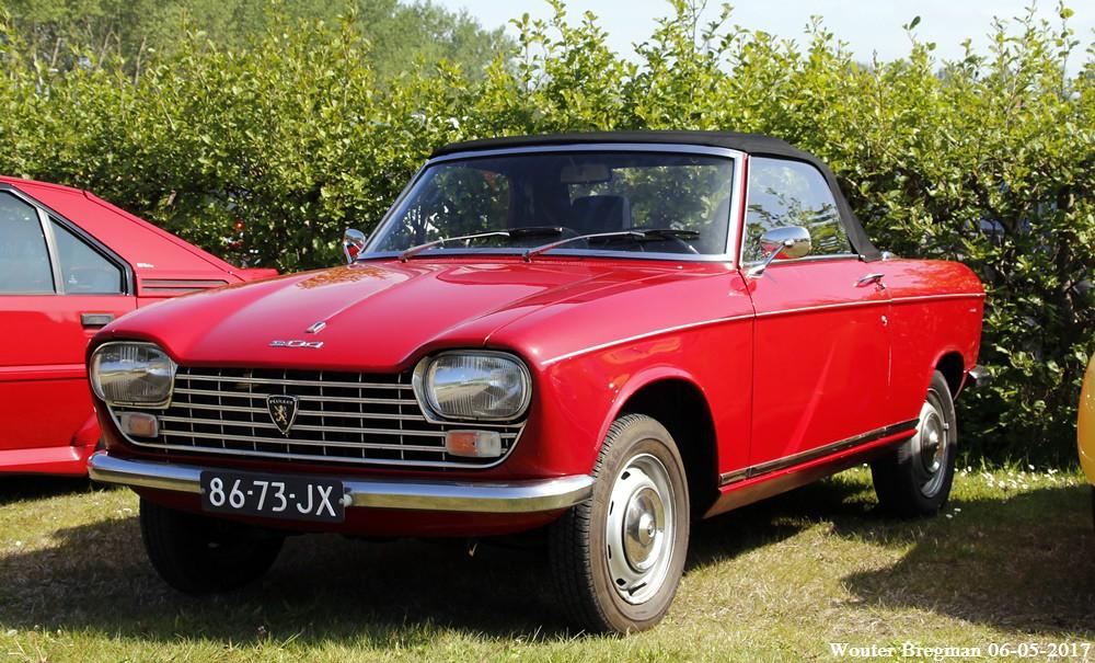 Peugeot 204 Cabriolet 1970 Citromobile 2017 Vijfhuizen N Flickr