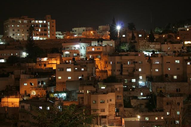 Roofs in Jerusalem