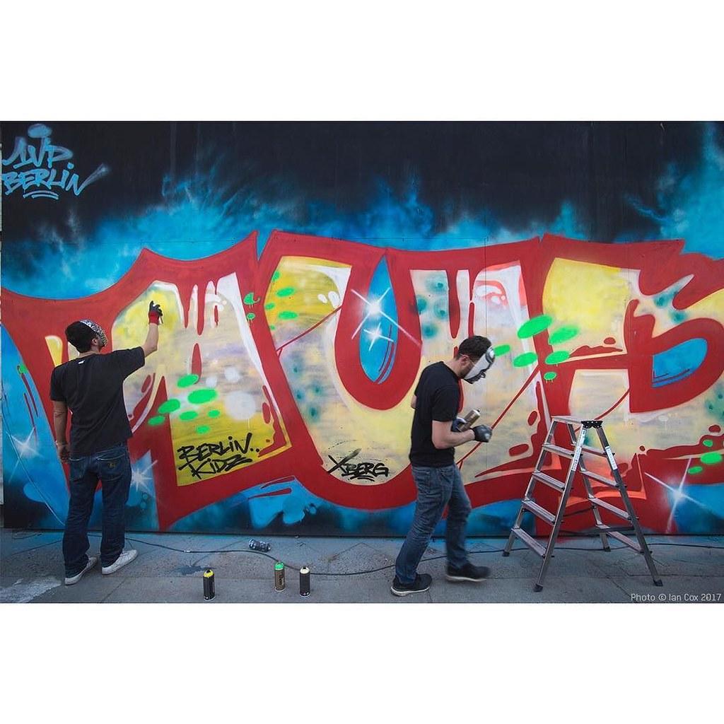 Wallkandy graffiti 1up berlin fb f
