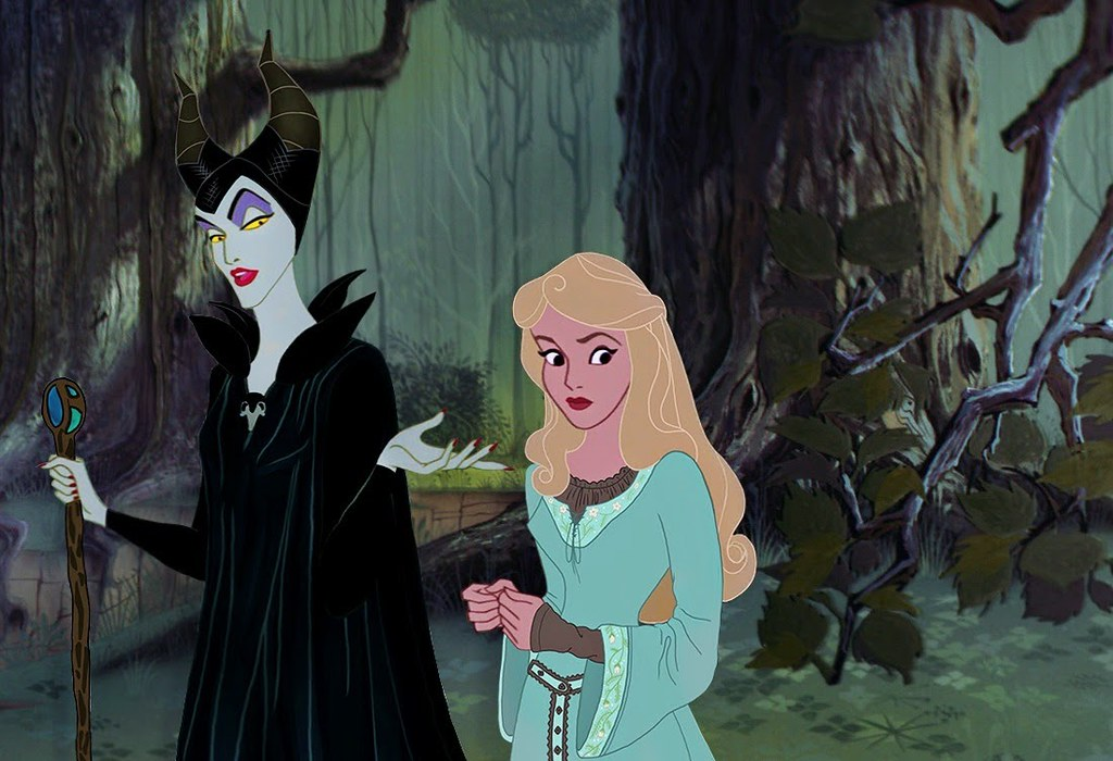 Maleficent And Aurora Live Action They Call Me Obsessed