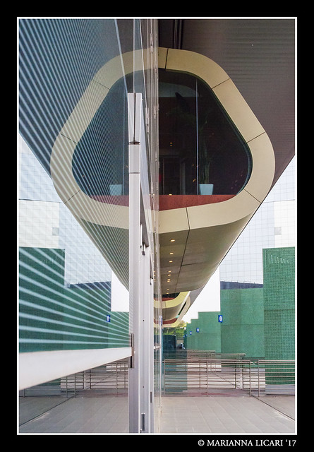 Lezione n°1: riflesso, simmetria e prospettiva / Lesson n°1: reflection, symmetry and perspective.