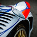 Porsche Museum - 1998 Porsche GT1 at the 2017 Goodwood 75th Members Meeting by Dave Adams Automotive Images